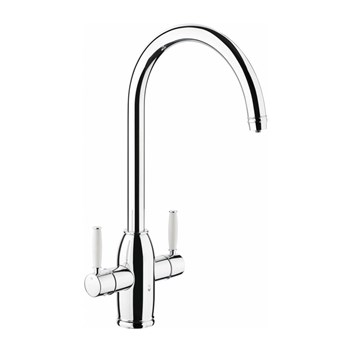 Abobe Pronteau Province 4 in 1 Instant Hot & Filtered Water Tap - Chrome