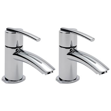 Sagittarius Pure Pair of Basin Taps