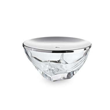Bathroom Origins Pura Crystal Soap Dish
