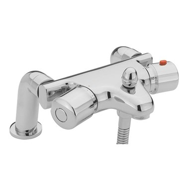 Sagittarius Questflo Thermostatic Bath Shower Mixer
