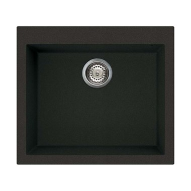 Reginox Quadra 105 Black Undermount Granite Sink