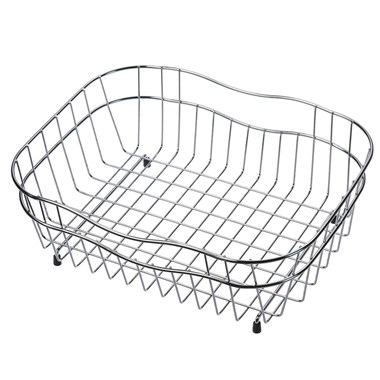 Reginox Stainless Steel Wire Basket for Diplomat, Centurio and Admiral Kitchen Sinks
