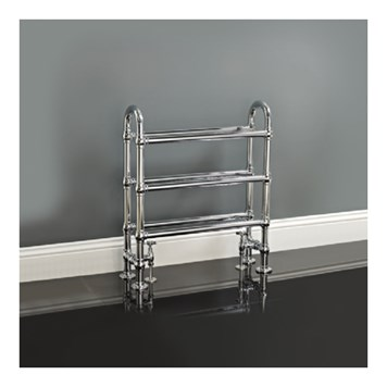 Phoenix Amelia Chrome Traditional Towel Rail