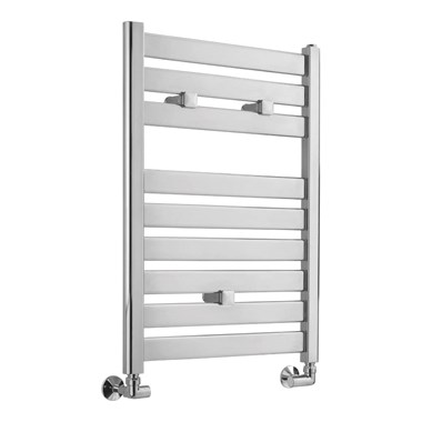 Sagittarius Avon Heated Towel Rail - Chrome