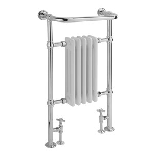 Sagittarius Richmond Traditional Heated Radiator - 945 x 540mm