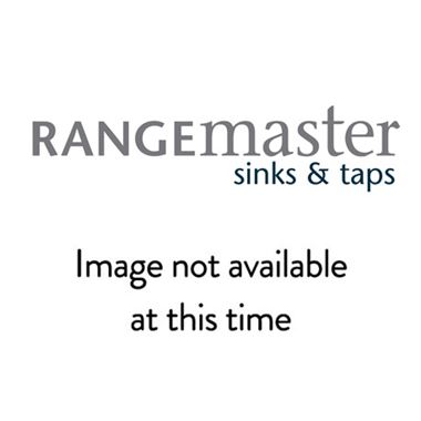 Rangemaster Rustique Chrome Waste Kit For Rustique 1 Bowl Sink