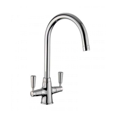 Rangemaster Aquaclassic 2 Monobloc Kitchen Sink Mixer Tap - Brushed Chrome