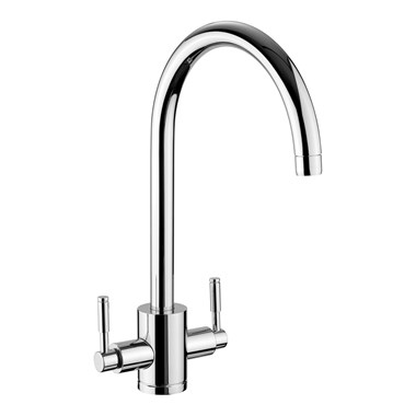 Rangemaster Aquatrend 1 Monobloc Kitchen Sink Mixer Tap - Chrome