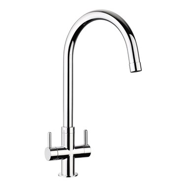 Rangemaster Monorise Monobloc Kitchen Sink Mixer Tap - Chrome