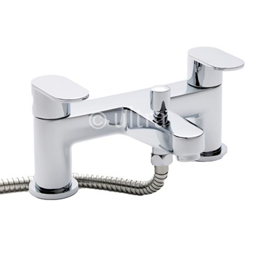 Ultra Ratio Bath Shower Mixer & Kit