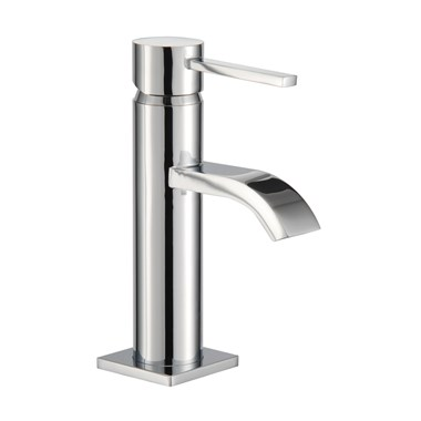 Mayfair Wave Small Cloakroom Basin Mixer