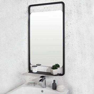 Standard bathroom mirrors non lit mirrors tap warehouse - Standard height of bathroom mirror ...