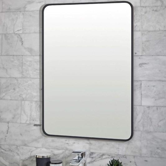 Rectangle Bathroom Mirror Image Of