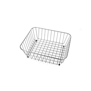 Reginox Steel Wire Basket Chrome Plated Suitable For RL301CW & RL401CB Kitchen Sinks