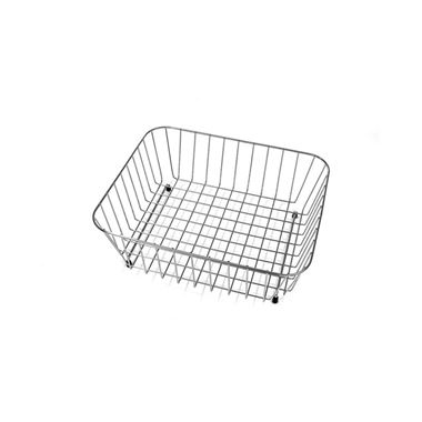 Wire Basket & Plate Drainer for 1.5 Bowl Sinks