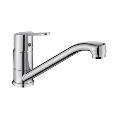 Reginox Dania Single Lever Kitchen Mixer Tap with Swivel Spout