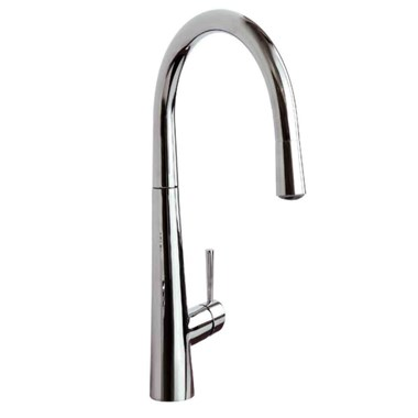 Reginox Virage Single Lever Kitchen Mixer with LED & Pull Out Hose