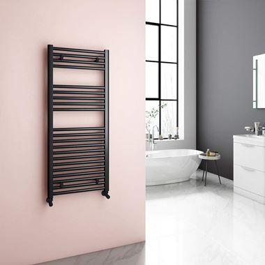 Black Bathroom Design Tap Warehouse