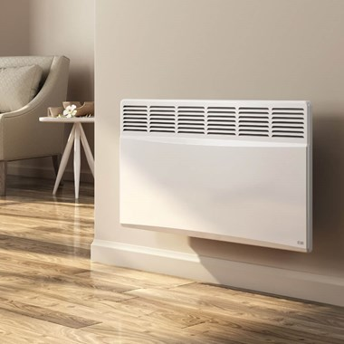 Reina Optima Electric Convector Radiator with Electronic Thermostat