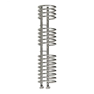 Reina Claro Designer Steel Bathroom Heated Towel Rail Radiator