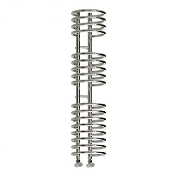 Reina Claro Designer Steel Bathroom Heated Towel Rail Radiator - 1600 x 300mm