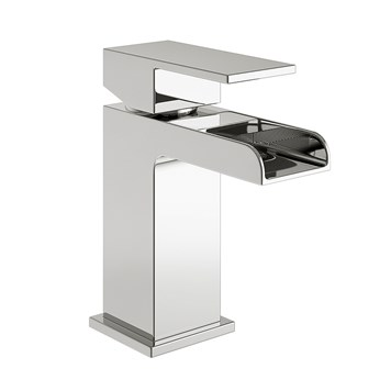 Vellamo Reve Waterfall Basin Mixer Tap