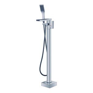 Mayfair Rio Floorstanding Bath Shower Mixer With Shower Kit