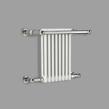 Reina Camden Traditional Steel Wall Mounted Heated Towel Rail Radiator