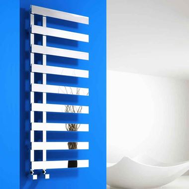 Reina Florina Designer Steel Bathroom Heated Towel Rail Radiator