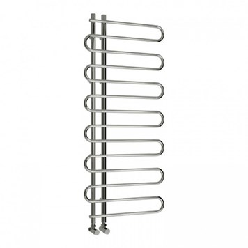 Reina Jesi Designer Steel Bathroom Heated Towel Rail Radiator