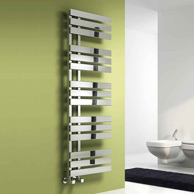 Reina Sesia Designer Steel Bathroom Heated Towel Rail Radiator