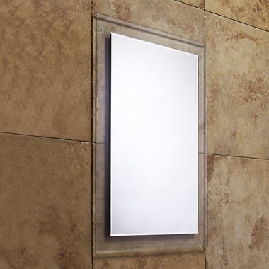 Roper Rhodes Level Bevelled Mirror - 710 x 495mm