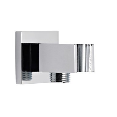 Roper Rhodes Square Wall Outlet Elbow & Shower Handset Holder