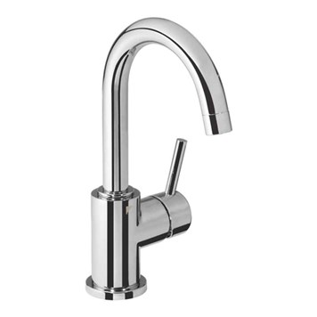 Roper Rhodes Storm Side Lever Mono Basin Mixer with Clicker Waste