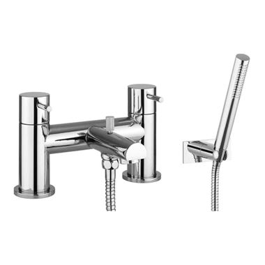 Crosswater Kai Lever Bath Shower Mixer with Shower Kit