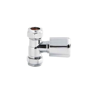 Ultra Radiator Valves (Straight)
