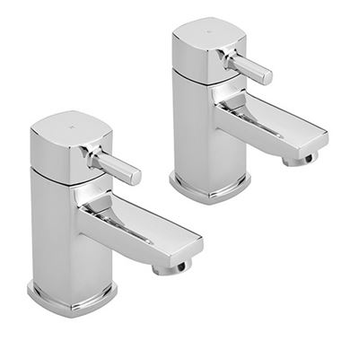 Sagittarius Axis Pair of Bath Taps