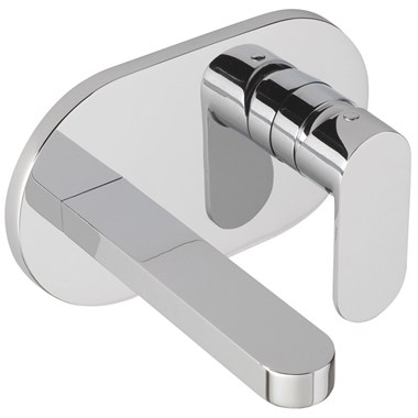 Sagittarius Metro Wall Mounted Basin Mixer