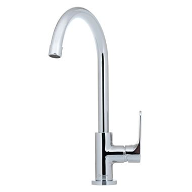 Caple Salus Puriti Single Lever Filtered Water Tap - Chrome