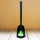 Sanimaid Oslo Hygienic Toilet Bowl Cleaner & Floor Stand - Black