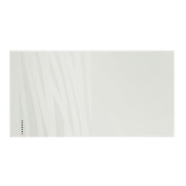 Schock White Glass Chopping Board
