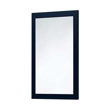 Harbour Mirror with Indigo Blue Frame - 800 x 500mm