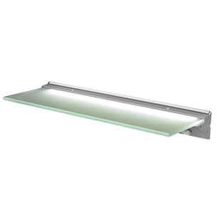 Sensio Florence IP44 Rated LED Glass Shelf Light