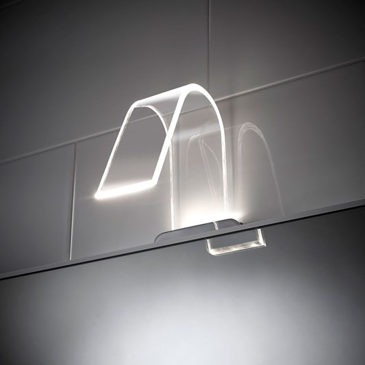 Sensio Cascade Over Mirror Led Light Tap Warehouse