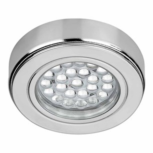 Sensio Orca Warm White LED Recessible Cabinet Light