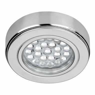 Sensio Orca Cool White LED Recessible Cabinet Light