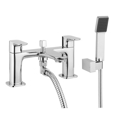 Proflow Serenity Bath Shower Mixer Tap with Kit