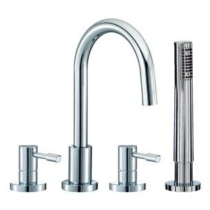 Shower From Bath Taps 4 hole bath taps | 5 hole bath shower mixers | tap warehouse