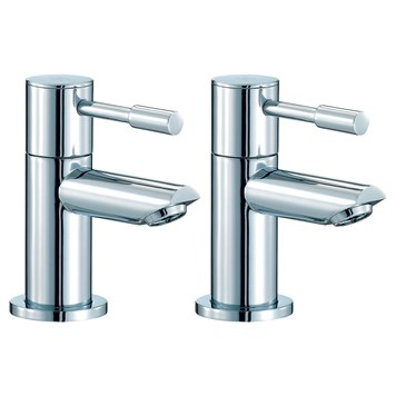 Mayfair Series F Bath Pillar Taps (Pair)