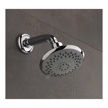 Sagittarius Storm Easy Fit 4 Mode Shower Head With Wall Arm
